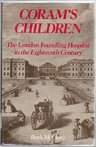 Authoritative point London foundling hospital think, that