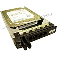 Dell RW675 73GB 16MB 3.0Gbps 15K 2.5 SAS Hard Drive in Poweredge Tray