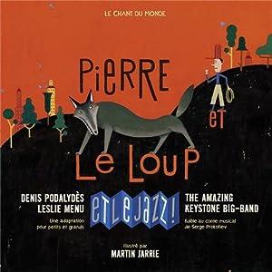 """Afficher """"Pierre et le loup et le jazz !"""""""