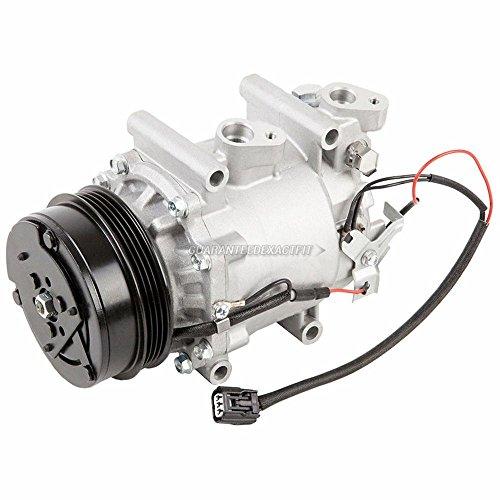 AC Compressor & A/C Clutch For Honda Insight & CR-Z - BuyAutoParts 60-03168NA New (Honda Insight Parts)