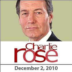 Charlie Rose: Daniel Boulud, Patrick O'Connell, Jonathan Cartwright, Jeff Zucker, December 2, 2010