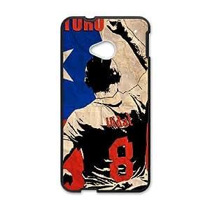 Arturo Vidal HTC One M7 Cell Phone Case Black gift pp001_6274552