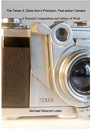 Used, The Tenax II: Zeiss Ikon's Precision, Fast-Action Camera for sale  Delivered anywhere in Canada