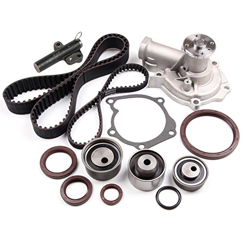 OEM Timing Kit Asian Water Pump Belts Tensioner Thermostat For Toyota Highlander
