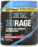 360RAGE  - Explosive Intensity And Razor-Sharp Focus To Blast Through Those Skin Bursting Pumps! Great Tasting Raspberry Lemonade Flavor