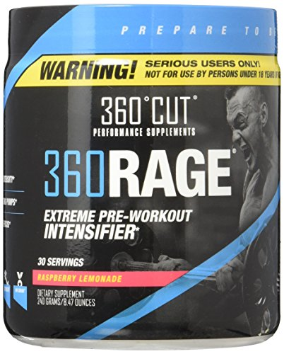 360RAGE Explosive Intensity Razor Sharp Raspberry product image
