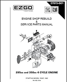 51abkTWWkWL._AC_UL320_SR262320_ amazon com ezgo 28125g01 1994 1996 service manual for medalist