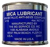 Anti-Seize Compound - BG Mica Lubricant - 4oz can (A718)