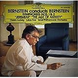 "Bernstein Conducts Bernstein Symphonies Nos. 1 & 2 ""Jeremiah"" ""Age of Anxiety"""