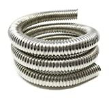 Stainless Steel Exhaust Flexible Tubing