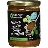 Simply West Coast Seafood Jarred Seafood Gumbo, 400ml