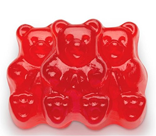Alabanese - Red Raspberry Bears - 20 Lbs by Dylmine Health