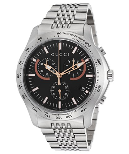 Gucci YA126257 G-TIMELESS Men's Watch