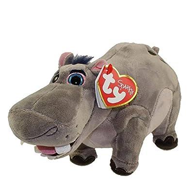 Ty Lion Guard Beanie Babies Plush - 4 Piece Set (Kion, Fuli, Bunga and Beshte!): Toys & Games
