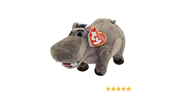 free gift with purchase Ty Disney The Lion Guard Beshte Hippo Reg