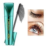 Peacock Spreads Mascara 3D Eyelash Black Curly Thicker Longer Waterproof Mascara