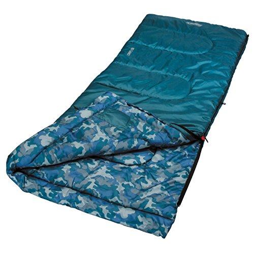 Coleman Kid Camo 45 Youth Sleeping백