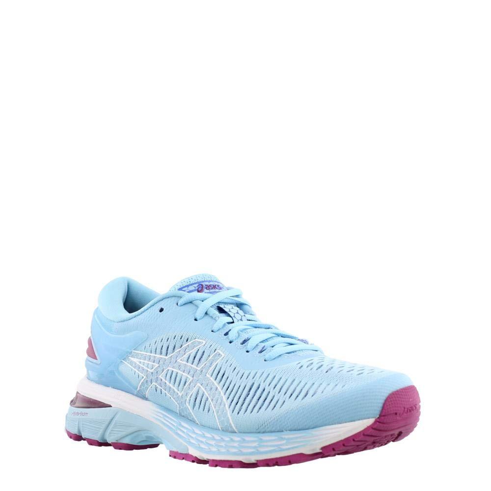 ASICS Gel-Kayano 25 Women's Shoe, Skylight/Illusion Blue, 5 B US by ASICS (Image #2)