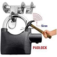 FASNO Anti Theft Motion Sensor Alarm Lock for Home,Office and Bikes,Alarm Lock,Lock,Security Lock,Motion Sensor Alarm