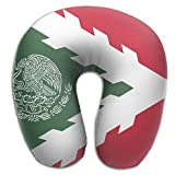 Gtrgh Mexican Flag Redesign Super U Type Pillow Neck Pillow Outdoor Travel Pillow Relief Neck Pain