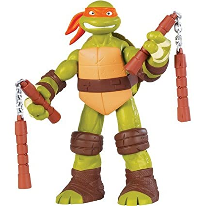 Amazon.com: Teenage Mutant Ninja Turtles Batalla Shell ...