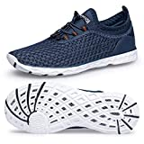 Belilent Mens Water Shoes Swim Sneakers Athletic Shoes Hiking Sport Slip On Surfing