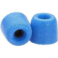 Comply Foam Premium Earphone Tips - Isolation T-100 (Blue, 3 Pairs, Medium)