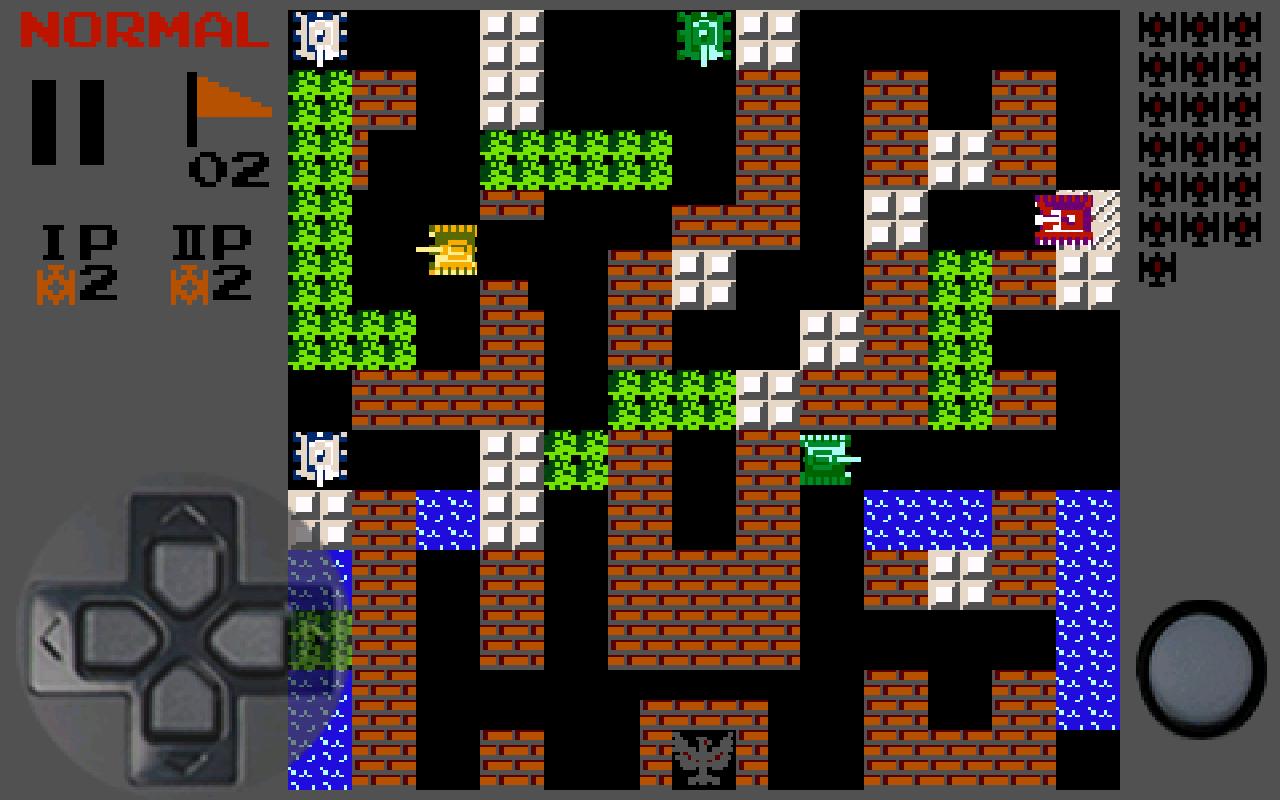 Скачать battle city 1990 на компьютер бесплатно