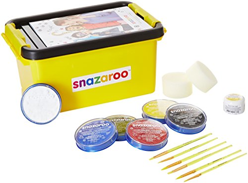 Snazaroo Face Paint Mini Starter (Snazaroo Face Paint Kit)