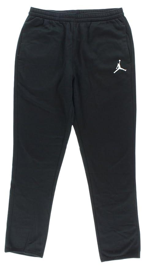 Nike Men's Air Jordan Jumpman Brushed Tapered Sweatpants Large