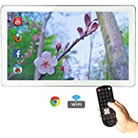 Soulaca 21.5inch Android Smart Waterproof Bathroom LED TV with Aluminum Frame T215SS