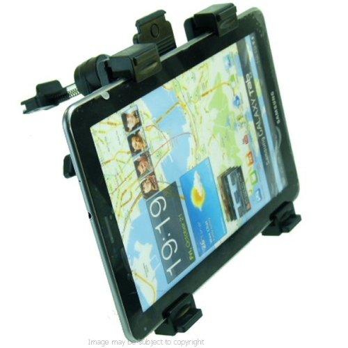 Ktech Samsung Galaxy Tab 3 de 8 (piel sintética, soporte de rejilla de ventilación