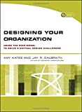 Designing Your Organization 9780787994945