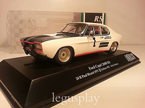 24h Paul Ricard Graham Hill// John Surtees 1971 SRC00303 Ford Capri 2600
