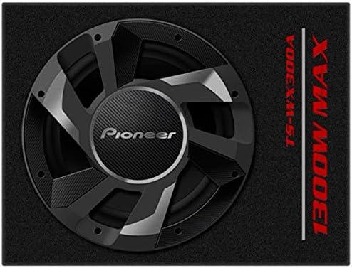 Pioneer Ts Wx300a Aktiver Gehäusesubwoofer Für Den Kofferraum Schwarz Auto