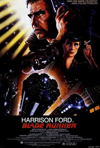 Amazon.com: Blade Runner Poster Movie (27 x 40 Inches - 69cm x 102cm) (1982):  Posters & Prints