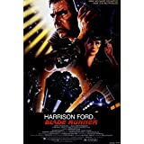 Blade Runner Poster Movie (27 x 40 Inches - 69cm x 102cm) (1982)
