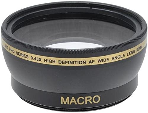 Camera Accessory Kit HC-V750 HC-V770 For Panasonic HC-WXF991K HC-VX981K HC-WX970 HC-X920 HC-X900 HC-VX870 HC-W850 Wide Angle, Telephoto, Tripod, Bag, Filters