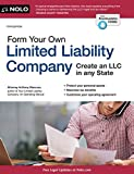 img - for Form Your Own Limited Liability Company: Legal Care for Your Business & Product Name book / textbook / text book