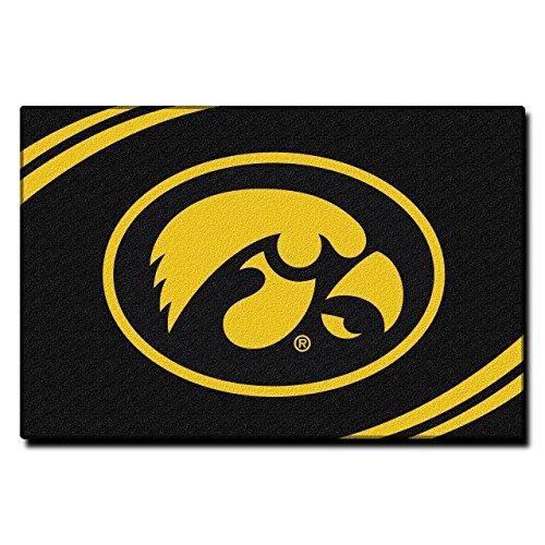 The Northwest Company Iowa Hawkeyes NCAA Tufted Rug (20x30)