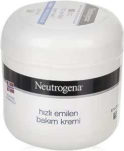Neutrogena Hızlı Emilen Bakım Kremi, 300 ml