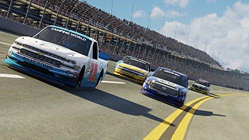 51abrVk0%2BxL - NASCAR Heat 3 - PlayStation 4