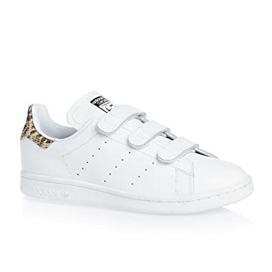 best service a60fa 3e1ba adidas Stan Smith CF W, Ftwr White Ftwr White Core Black, 9