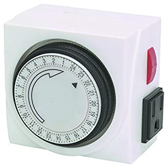 Beautiful Lamp And Appliance Timer By Chicago Electric Power Tools