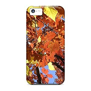 Case Cover Bottom Up/ Fashionable Case For Iphone 5c