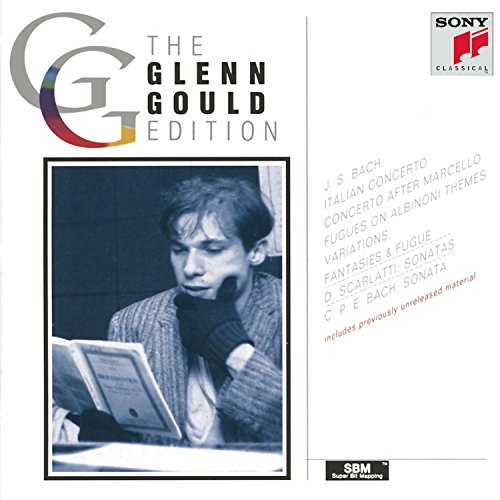 Glenn Gould: Plays Bach