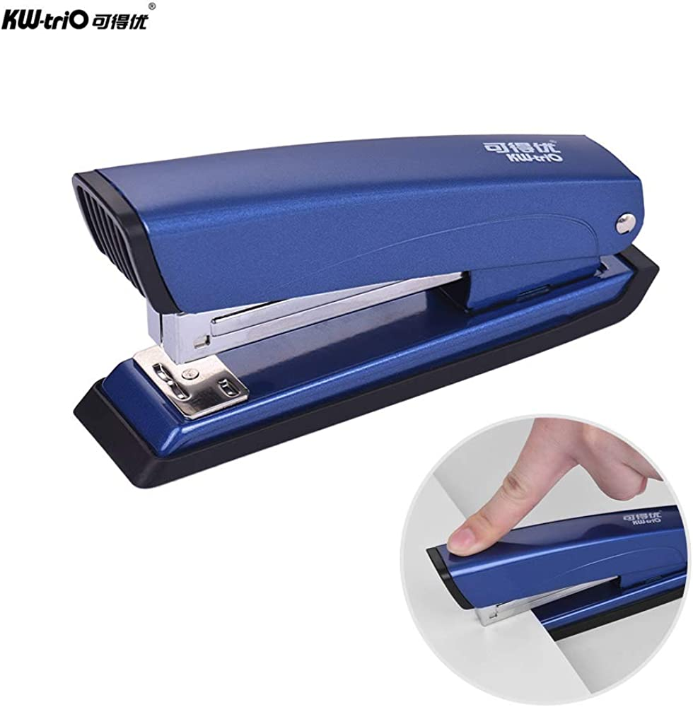 Aibecy KW-Trio Heavy Duty Stapler with Integrated Staples Remover All-Metal Construction 20 Sheets Manual Staplers for Office School Home