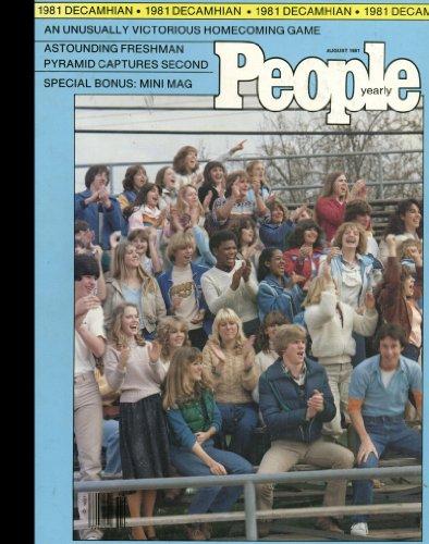 (Reprint) 1981 Yearbook: Del Campo High School, Fair Oaks, California