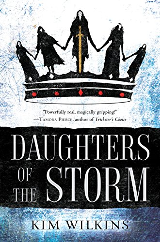 Daughters of the Storm by [Wilkins, Kim]