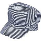 Adult's Adjustable Train Engineer Hat
